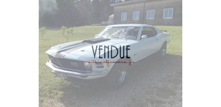 Ford Mustang Sportroof 1970 Code F