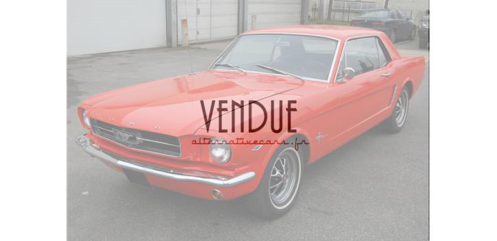 Ford Mustang 1965 Code F