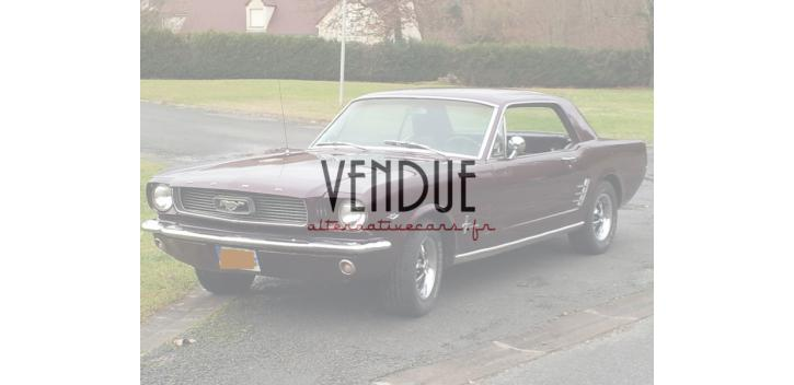 Ford Mustang Coupé Hard Top V8 289 1966