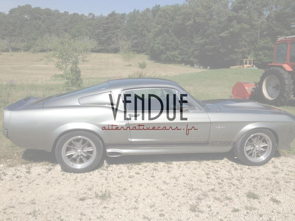 Ford Mustang Fastback Eleanore