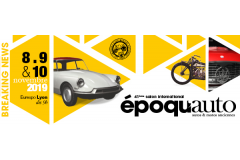 Alternative Cars sur Epoqu'auto 2019 a Lyon